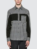 Lanvin Checked Flannel Shirt Picture