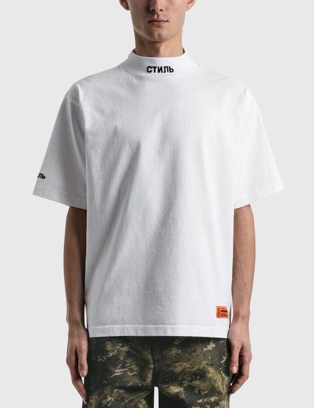 Heron Preston CTNMB T-Shirt White Men