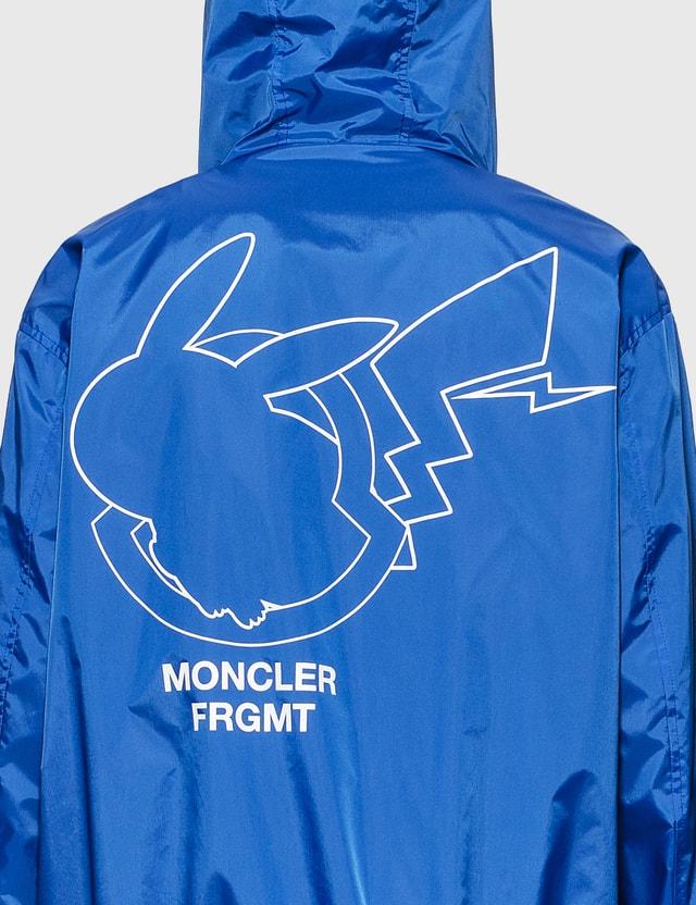 Moncler Genius Moncler Genius x Fragment Design Hikaru Jacket Blue Men