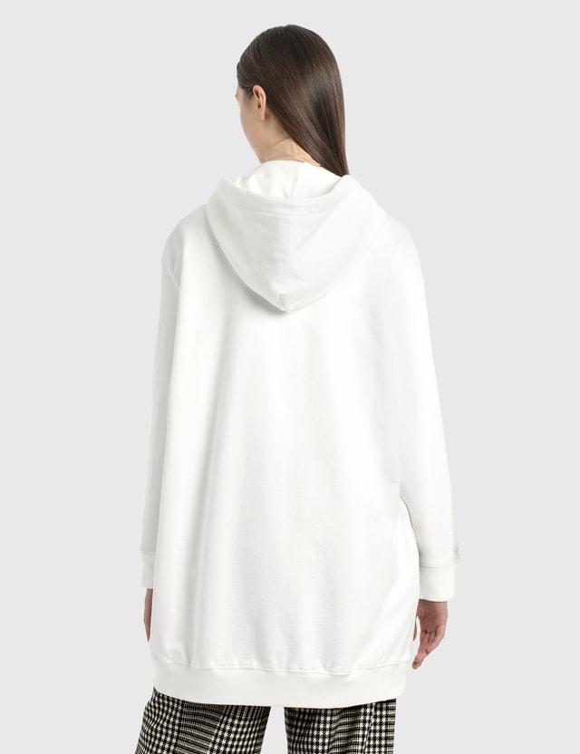 MM6 Maison Margiela Oversized Trompe L'œil Sweatshirt