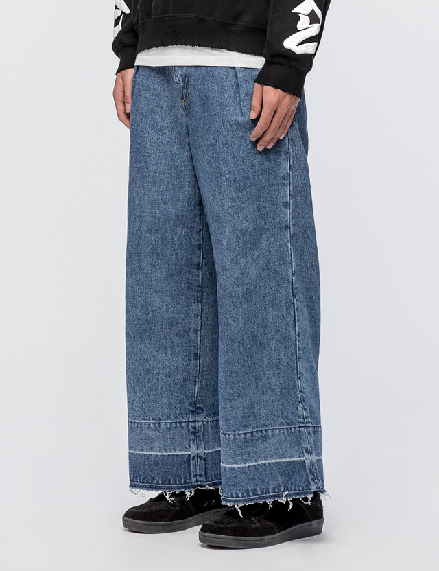 Sasquatchfabrix. Baggy Denim Jeans