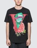 Valentino Valentino x Undercover V Face Rose T-Shirt Picutre