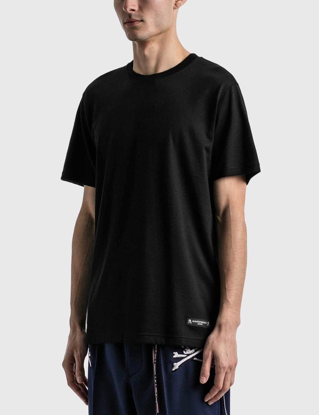 Mastermind Japan Label T-shirt Black Men