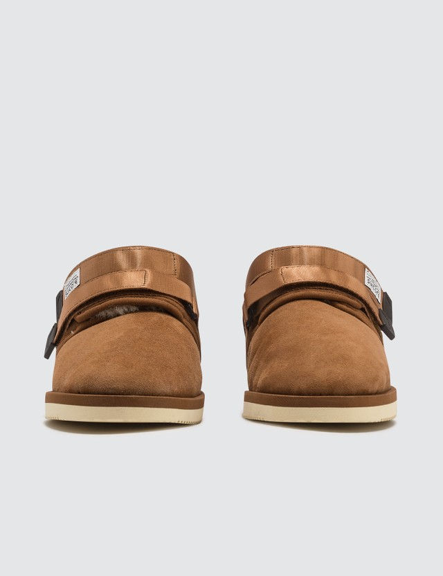 Suicoke NOTS-VM2 Sandals Brown Men