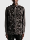 Sasquatchfabrix. Tape Embroidery Long Sleeve Shirt Picutre