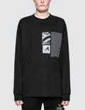 1017 ALYX 9SM Flag Graphic L/S T-Shirt Picture