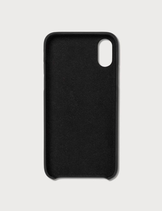 Off-White Wavy Logo iPhone Xs Case