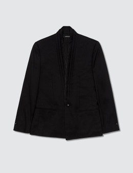 Versace Single-breasted Blazer