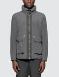 Every Second Counts x Kazuki Kuraishi Teflon Stand Collar Jacket Picture
