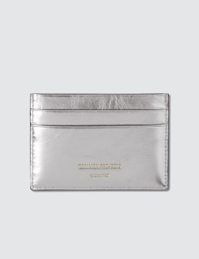 Common Projects Nappa Leather Multi Card Holder