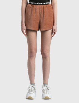 Alexander Wang.T Stretch Corduroy Shorts