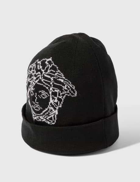 베르사체 Versace Pop Medsua Wool Cap