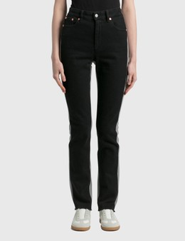 MM6 Maison Margiela Bonded Sweat Jeans