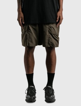"GOOPiMADE ""DP-3"" Multi-Pocket Utility Shorts"