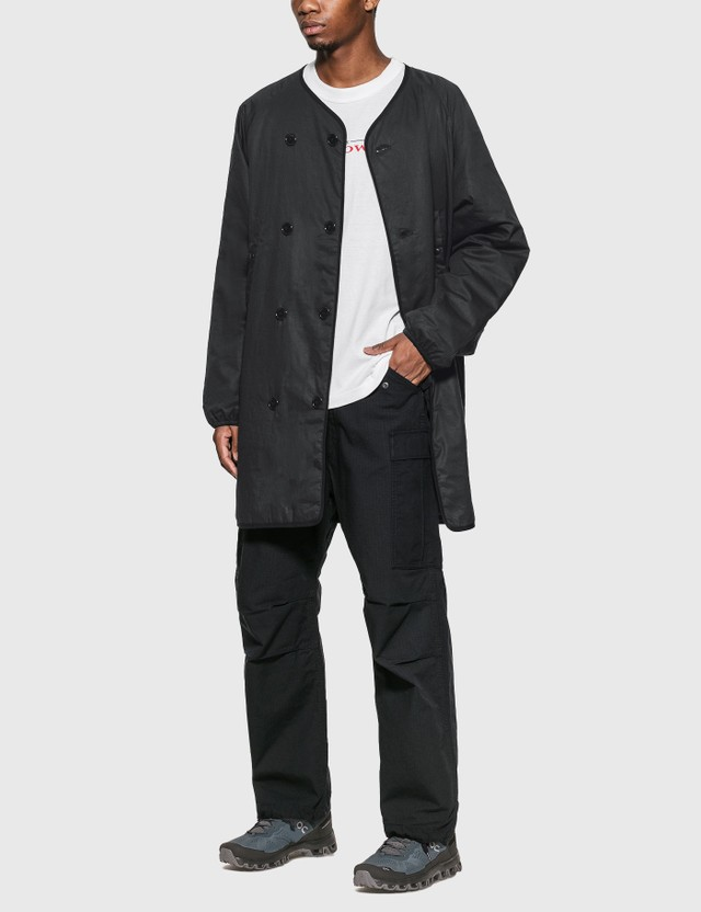Nanamica Nanamican Down Coat Dark Navy Men