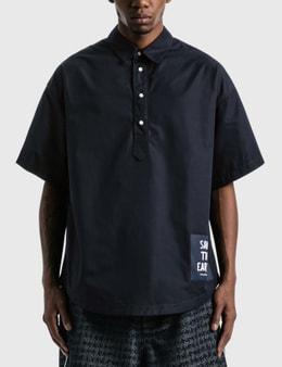 Emporio Armani Organic Cotton Shirt