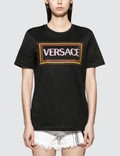 Versace Box Logo Short Sleeve T-shirt Picutre