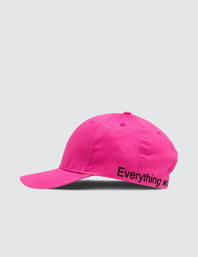"Fuck Art, Make Tees ""Everything Will Be OK"" Cap"