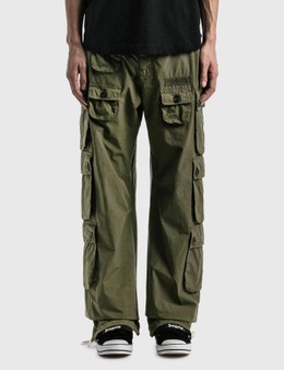 Palm Angels Full Pockets Cargo Pants
