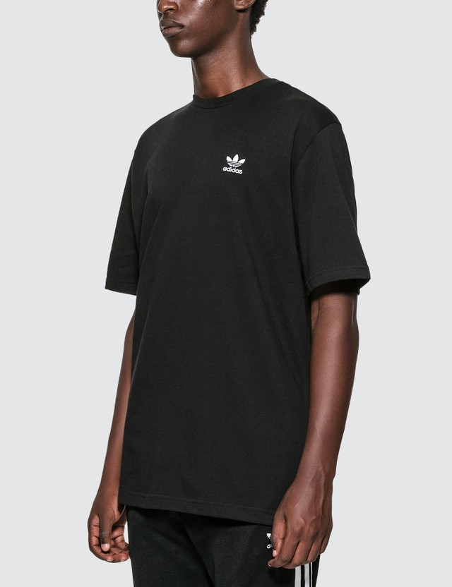 Adidas Originals Trefoil T-Shirt Black Men