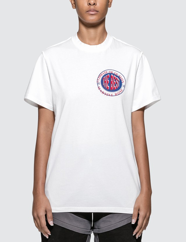 Martine Rose Inverted T-shirt