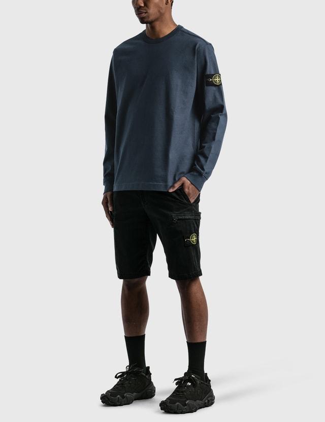 Stone Island Lightweight Sweatshirt Dark Blue  Men