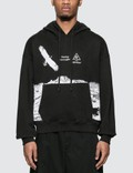 Off-White Eagle Landscape Over Hoodie Picture