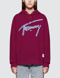 Tommy Jeans TJW Tommy Signature Hoody Picture