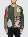 Billionaire Boys Club Patchwork Liner Jacket Picture