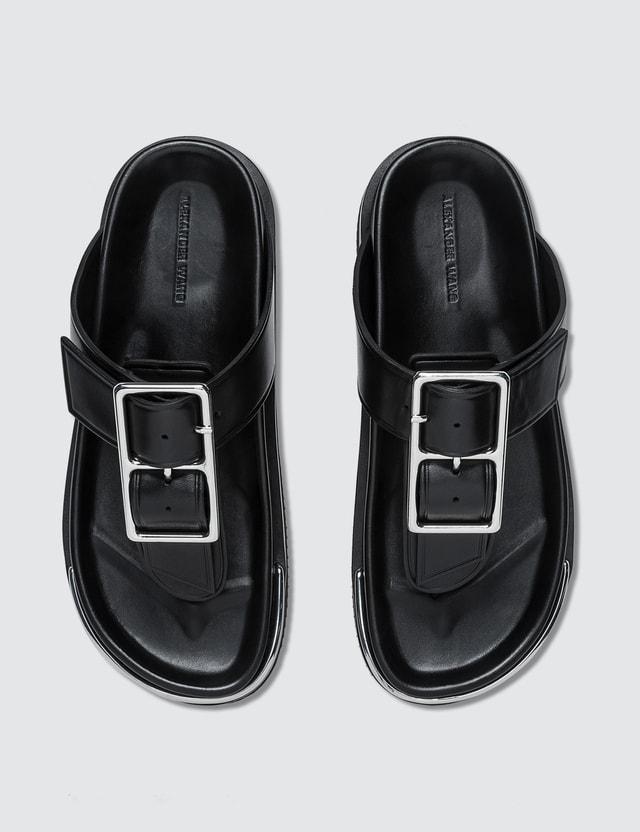 Alexander Wang Corin Black Smooth Leather