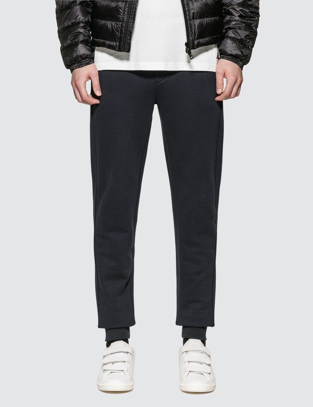 Moncler Contrast Waistband Trackpants