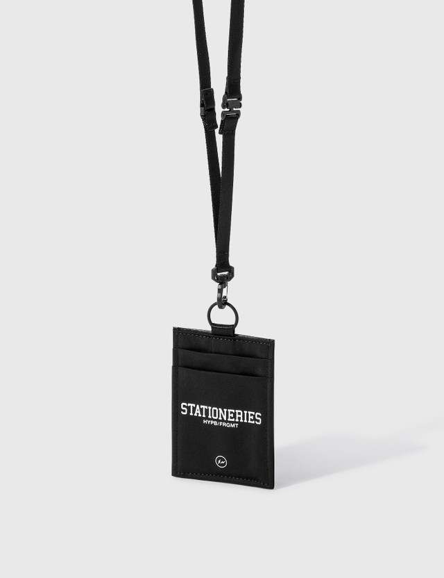 Stationeries by Hypebeast x Fragment Ramidus ID Card Case