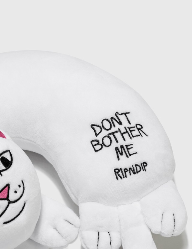 RIPNDIP Don't Bother Me Travel Neck Pillow
