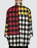 Liam Hodges Plaid Overshirt