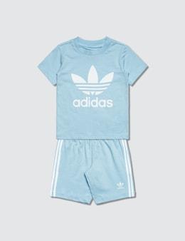 Adidas Originals Unisex Short T-Shirt Set