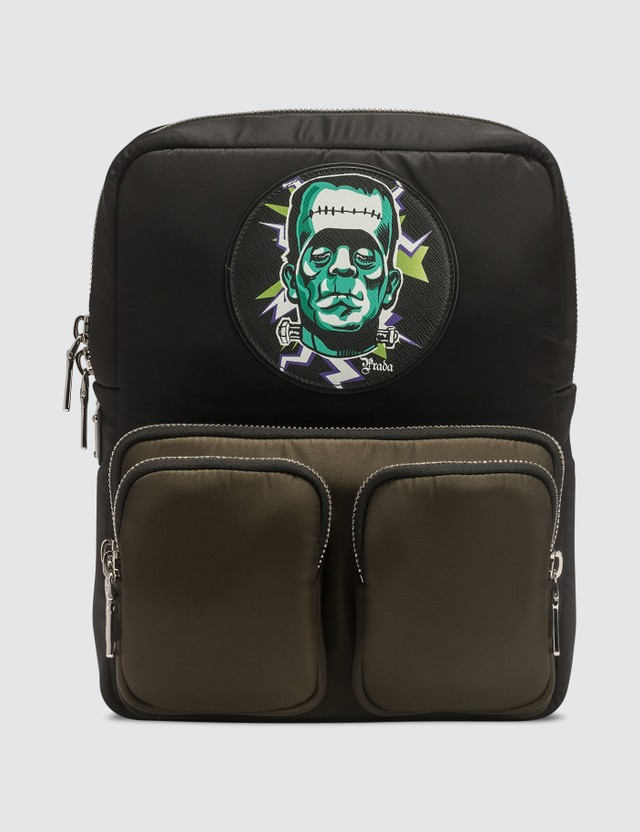 Prada Frankenstein Backpack
