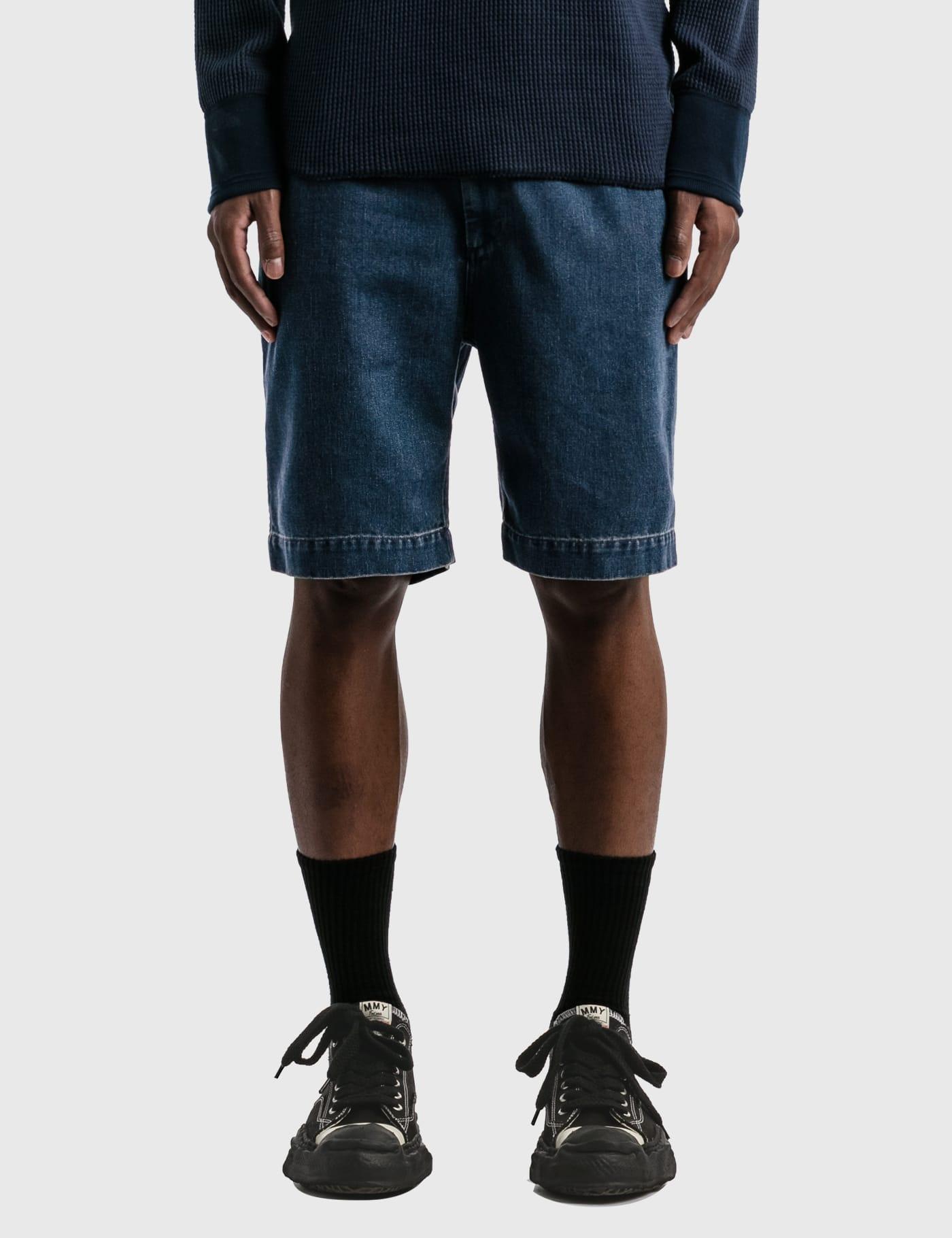 Denim Easy Shorts