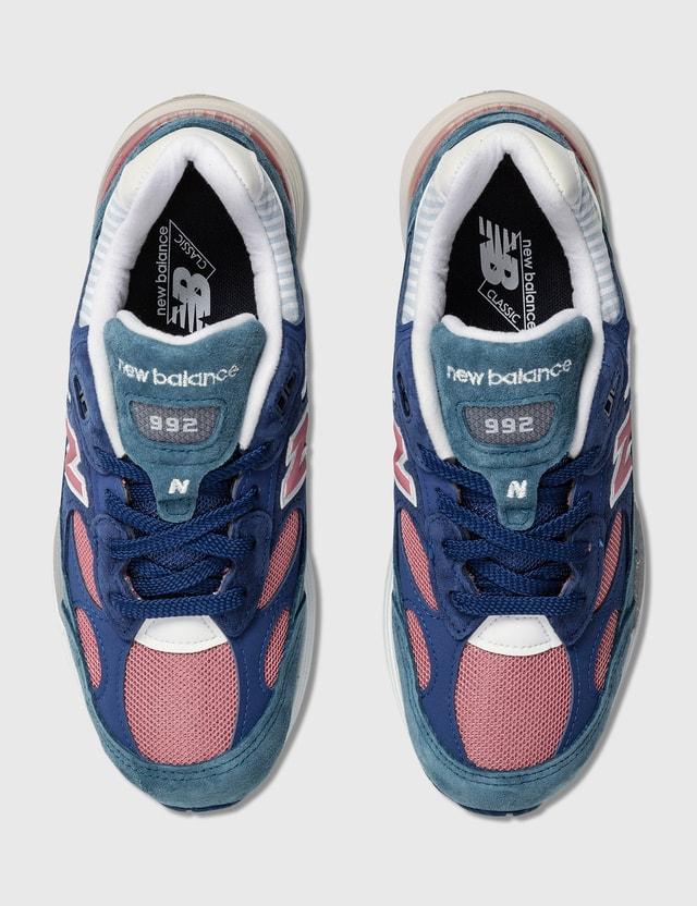 New Balance M992NT Blue Women