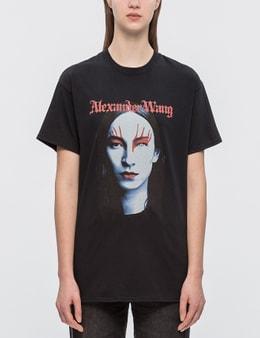 non trouvé paris Wang SS T-Shirt