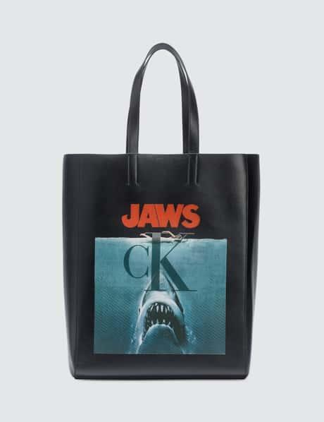 캘빈 클라인 죠스 토트백 Calvin Klein 205W39NYC Jaws Tote Bag