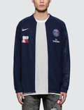 Club 75 Club 75 x PSG Anthem Training Top Navy Men