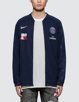 Club 75 Club 75 x PSG Anthem Training Top