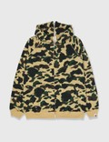 BAPE Bape Zip-up Hoodie Picture