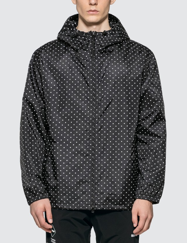 SOPHNET. Allover Dot Windbreaker
