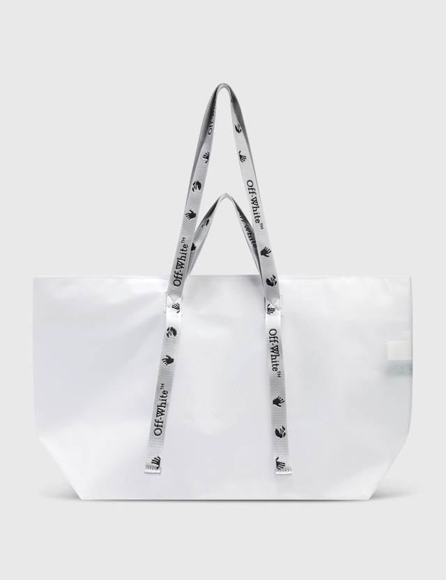 Off-White Commercial Tote Bag