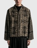 Professor.E Seasonal Print Long Sleeve Shirt Picutre
