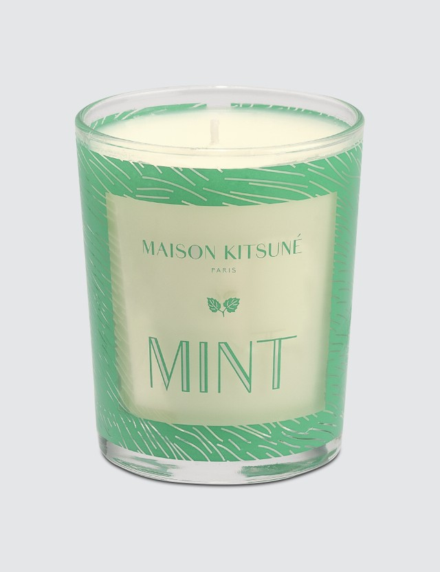 Maison Kitsune 민트 캔들
