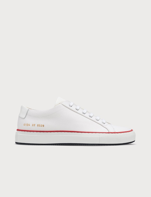 Common Projects Achilles Low In Canvas