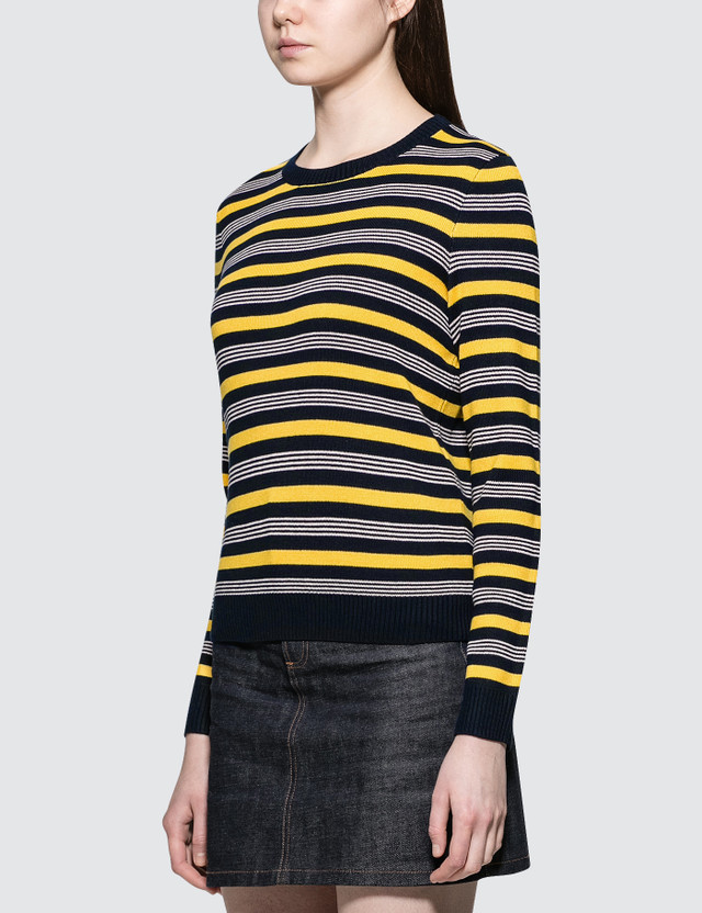 A.P.C. Isla Stripe Sweater