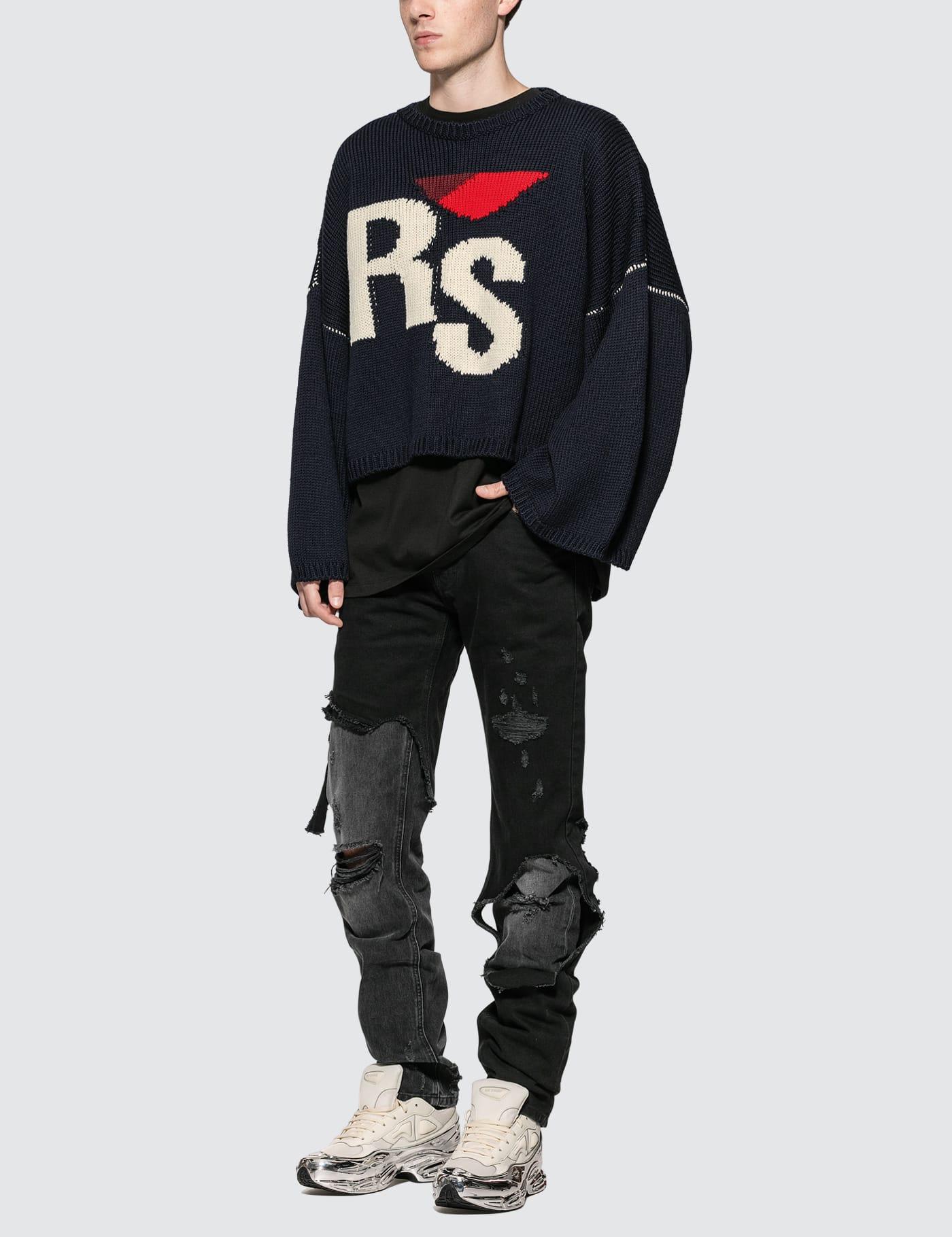 Raf Simons - Big Fit Tour T-shirt | HBX